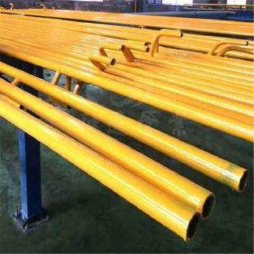热浸塑钢管 3pe防腐涂塑钢管 钢塑复合管 国圻 防腐管道厂家
